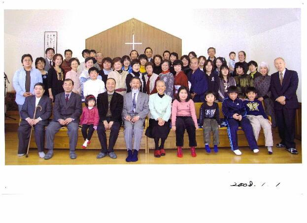 旭川福音教会(日本ホーリネス教...